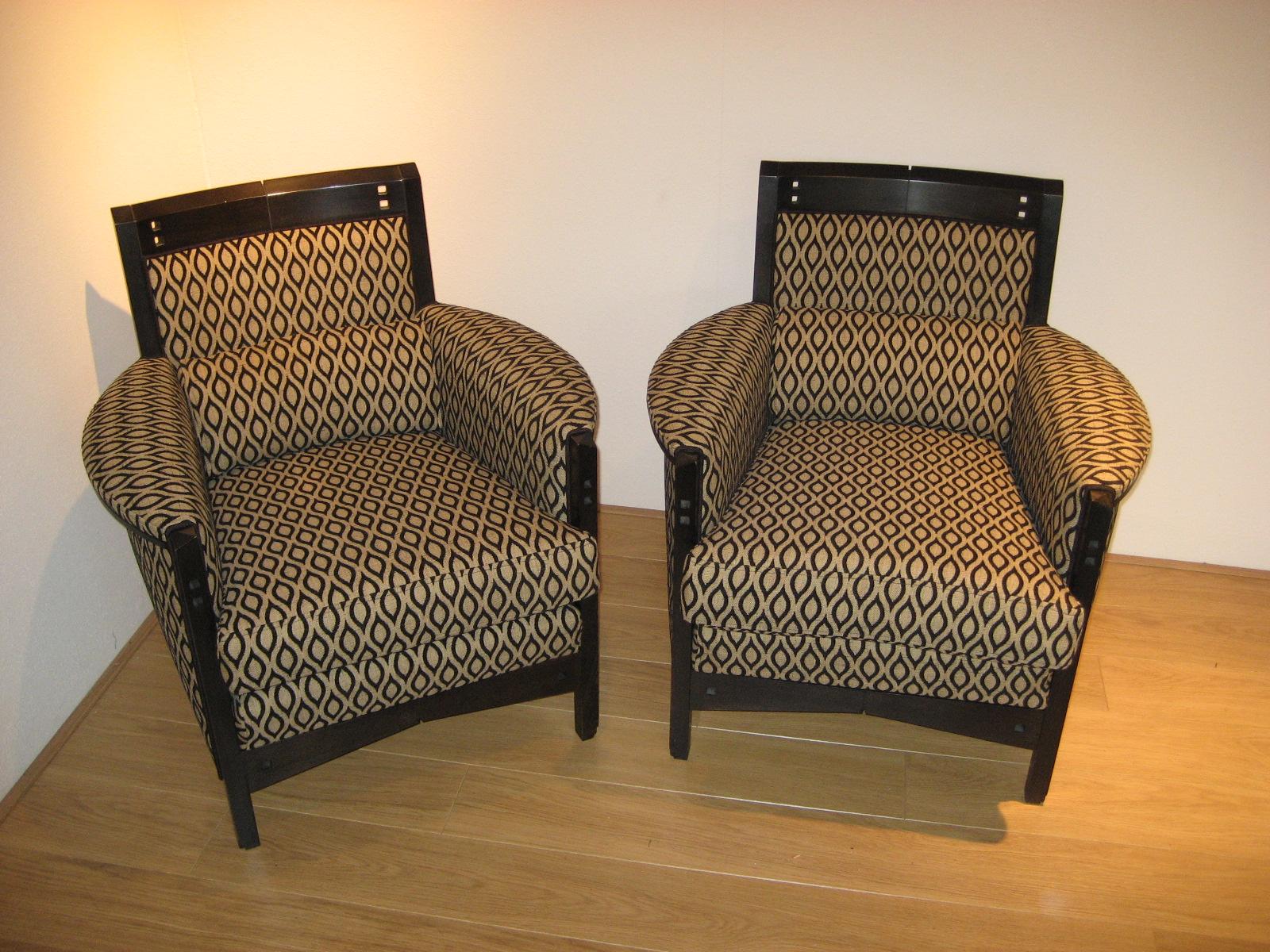 Giogetti fauteuils