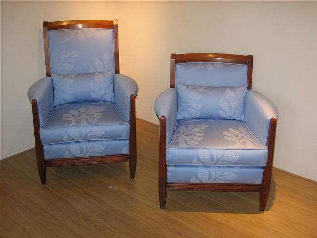 Giogetti dames en heren fauteuil