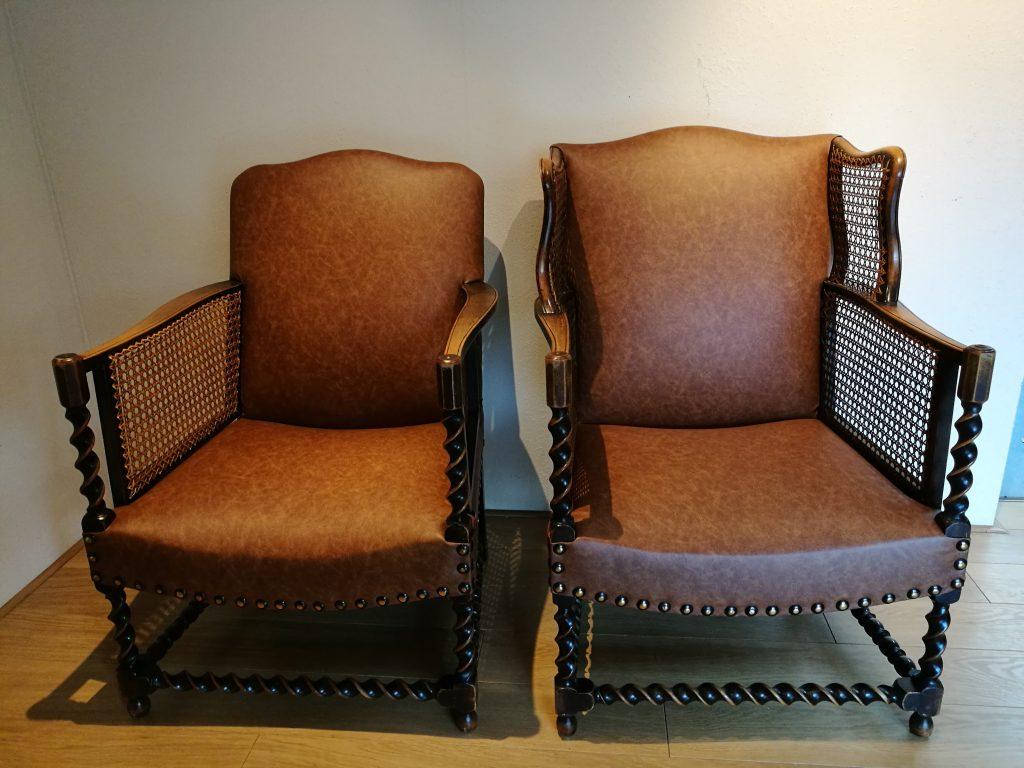 arm stoelen